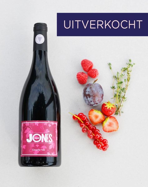 Katie Jones - Grenache Noir 2014