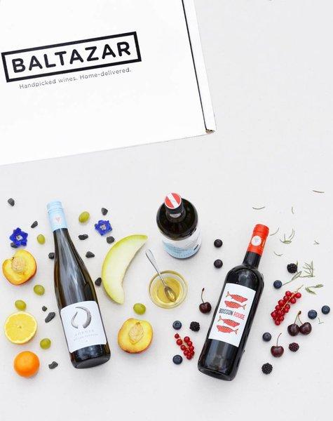 Geef 6 maanden lang een wijnbox cadeau