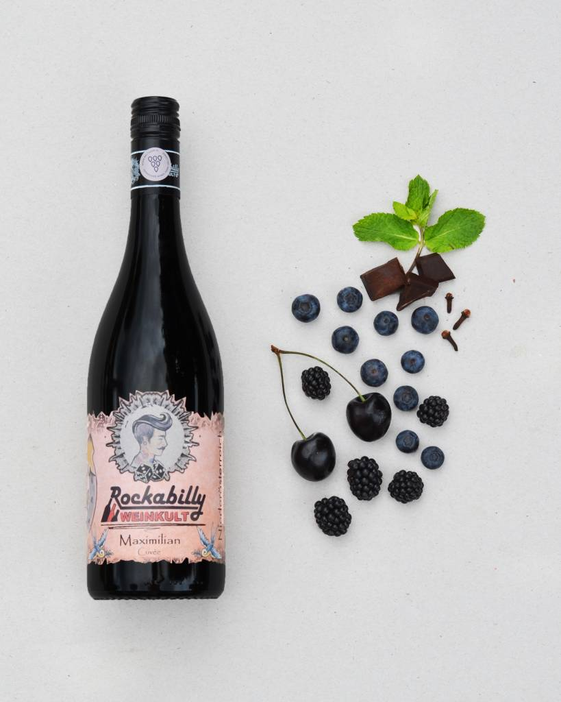 Rockabilly Weinkult - Maximilian Cuvée