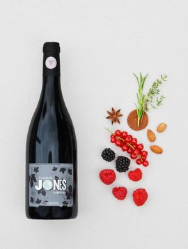 Domaine Jones - Carignan veilles vignes 2014
