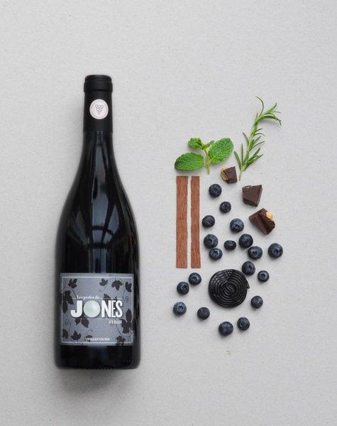 Domaine Jones - Syrah 2014