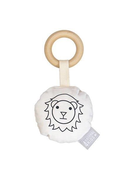 Rammelaar met Bijtring - Leeuw