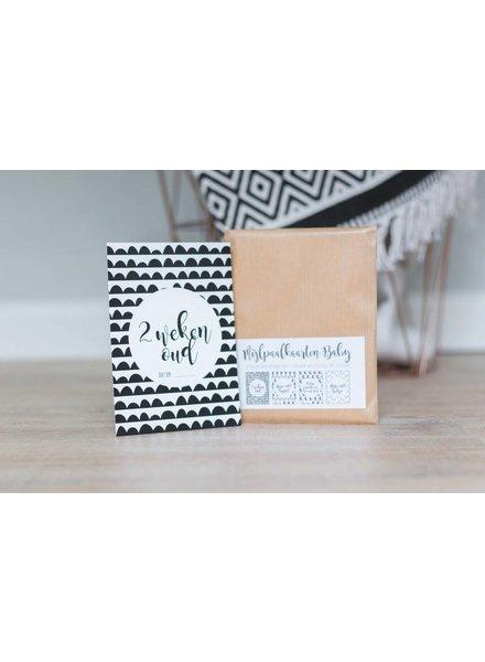 MamaKaart Pakje Baby fotokaarten
