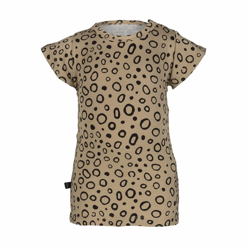 nOeser nOeser T-shirt Ted - Bruin Rog