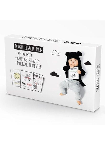 NoNo Cards Baby fotokaarten - NoNo Cards