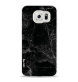 Casetastic Softcover Samsung Galaxy S6 - Black Marble