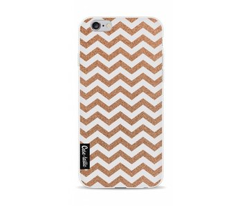 Copper Chevron - Apple iPhone 6 / 6s
