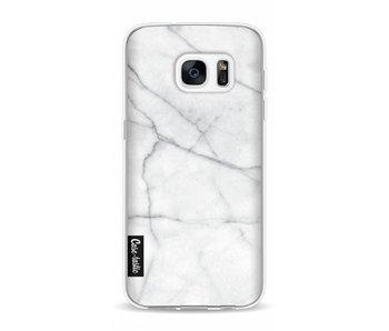 White Marble - Samsung Galaxy S7