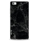 Casetastic Softcover Huawei P8 Lite - Black Marble