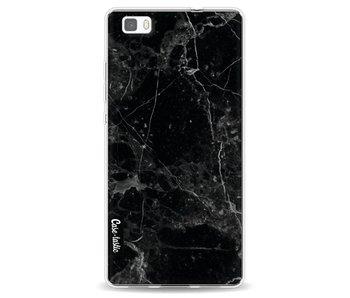 Black Marble - Huawei P8 Lite
