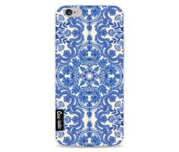 Blue White Folk Art - Apple iPhone 6 / 6s