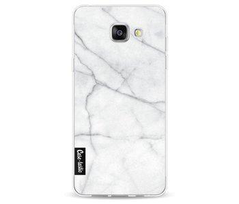 White Marble - Samsung Galaxy A5 (2016)