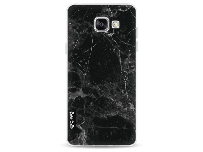 Casetastic Softcover Samsung Galaxy A5 (2016) - Black Marble