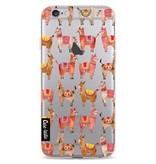 Casetastic Softcover Apple iPhone 6 / 6s  - Alpacas