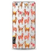 Casetastic Softcover Huawei P8 Lite - Alpacas