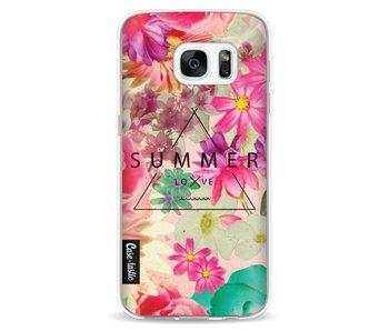 Summer Love Flowers - Samsung Galaxy S7