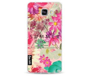 Summer Love Flowers - Samsung Galaxy A5 (2016)