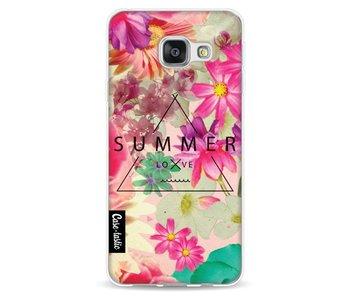 Summer Love Flowers - Samsung Galaxy A3 (2016)