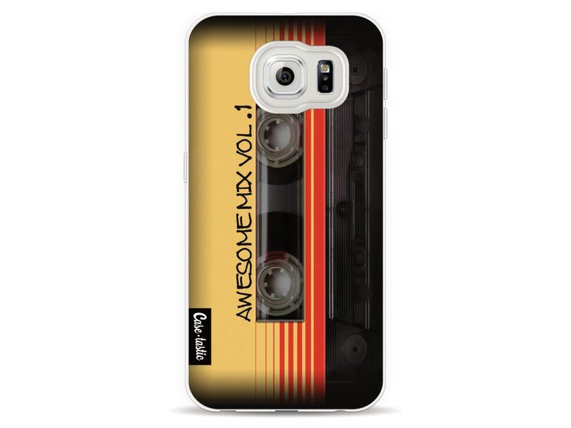 Casetastic Softcover Samsung Galaxy S6 - Awesome Mix