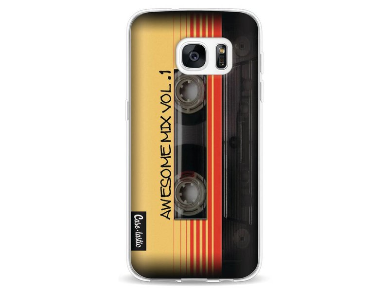 Casetastic Softcover Samsung Galaxy S7 - Awesome Mix
