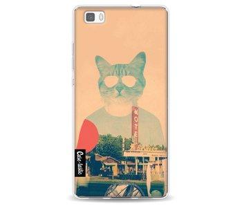Cool Cat - Huawei P8 Lite