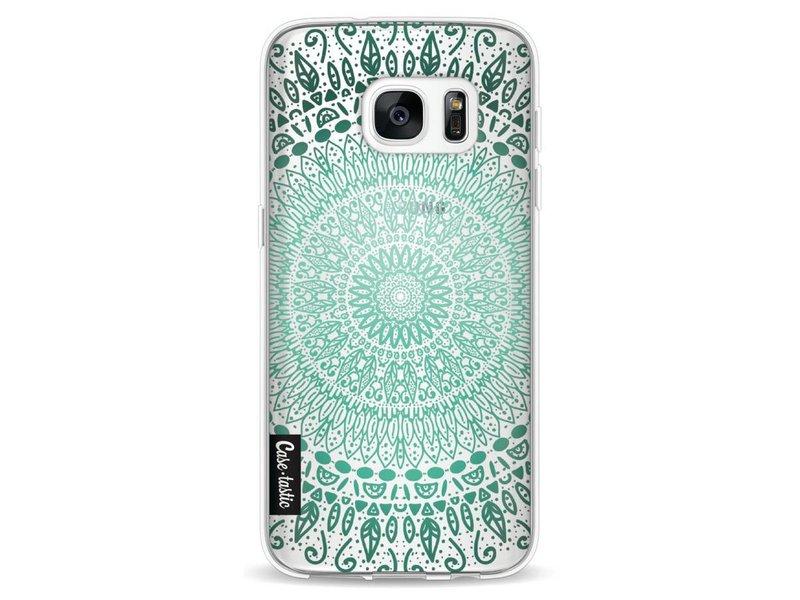 Casetastic Softcover Samsung Galaxy S7 - Chic Mandala