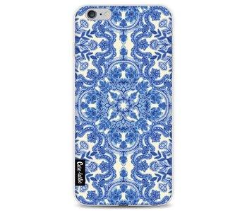 Blue White Folk Art - Apple iPhone 6 Plus / 6s Plus