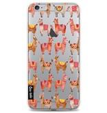 Casetastic Softcover Apple iPhone 6 Plus / 6s Plus - Alpacas