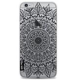 Casetastic Softcover Apple iPhone 6 Plus / 6s Plus - Black Mandala