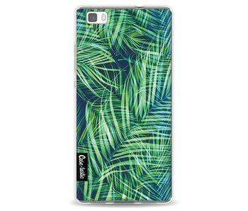 Palm Leaves - Huawei P8 Lite