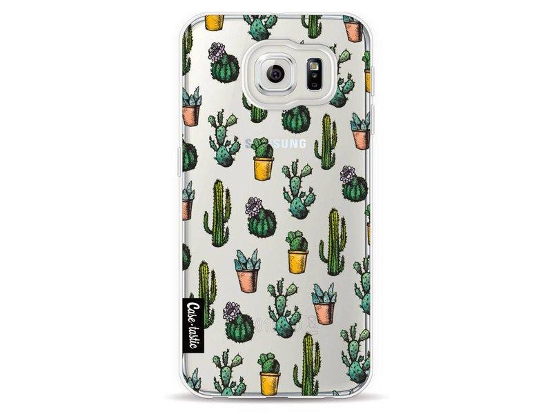 Casetastic Softcover Samsung Galaxy S6  - Cactus Dream