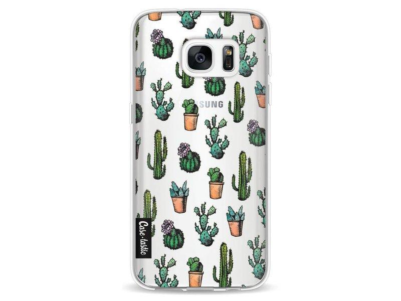 Casetastic Softcover Samsung Galaxy S7 - Cactus Dream
