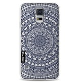 Casetastic Softcover Samsung Galaxy S5 - Round Mandala