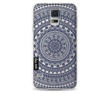 Round Mandala - Samsung Galaxy S5