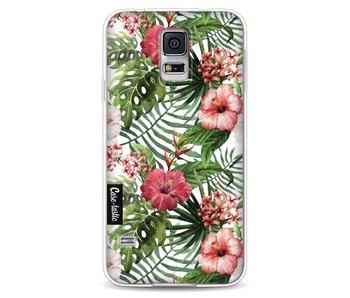 Tropical Flowers - Samsung Galaxy S5