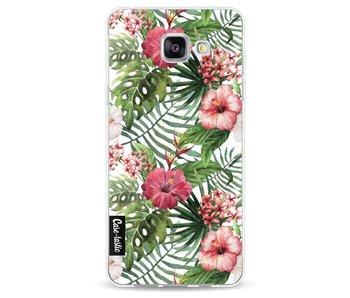 Tropical Flowers - Samsung Galaxy A5 (2016)