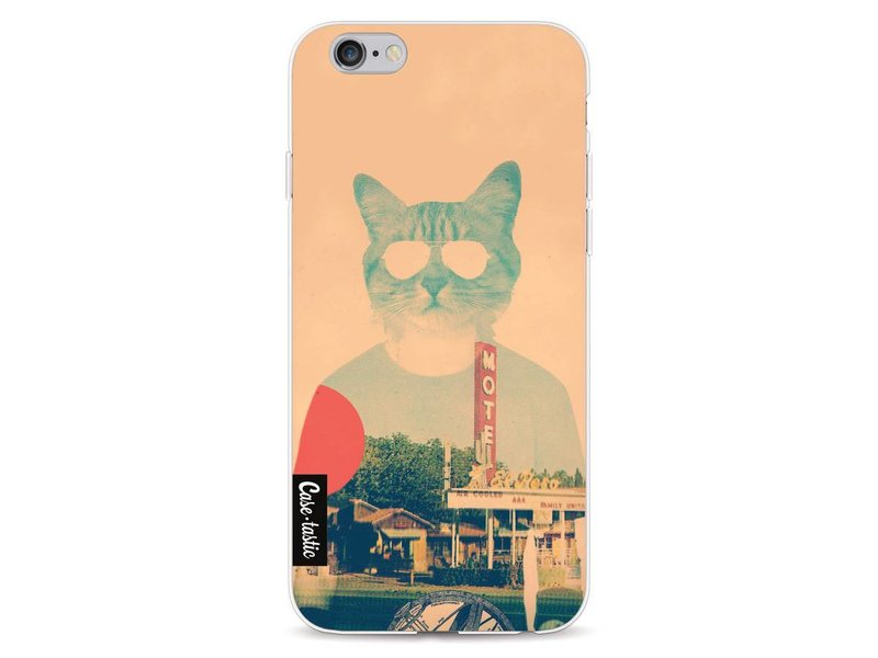 Casetastic Softcover Apple iPhone 6 / 6s - Cool Cat