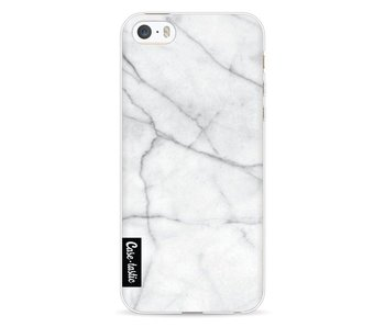 White Marble - Apple iPhone 5 / 5s / SE