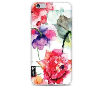 Watercolor Flowers - Apple iPhone 6 Plus / 6s Plus