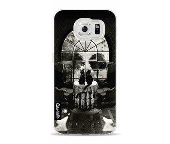 Room Skull BW - Samsung Galaxy S6