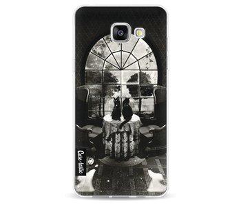 Room Skull BW - Samsung Galaxy A5 (2016)