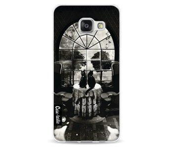 Room Skull BW - Samsung Galaxy A3 (2016)