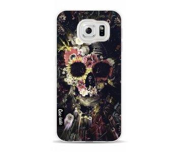 Garden Skull - Samsung Galaxy S6