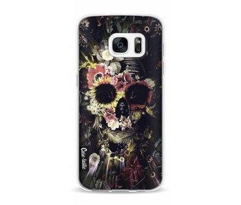 Garden Skull - Samsung Galaxy S7