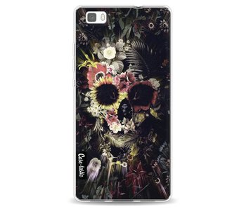 Garden Skull - Huawei P8 Lite