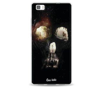 Cave Skull - Huawei P8 Lite