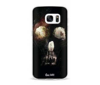 Cave Skull - Samsung Galaxy S7