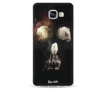 Cave Skull - Samsung Galaxy A5 (2016)