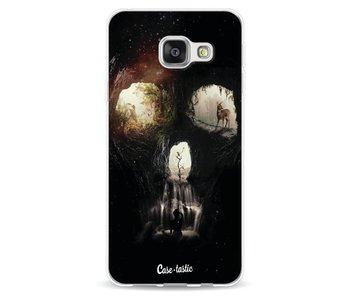 Cave Skull - Samsung Galaxy A3 (2016)