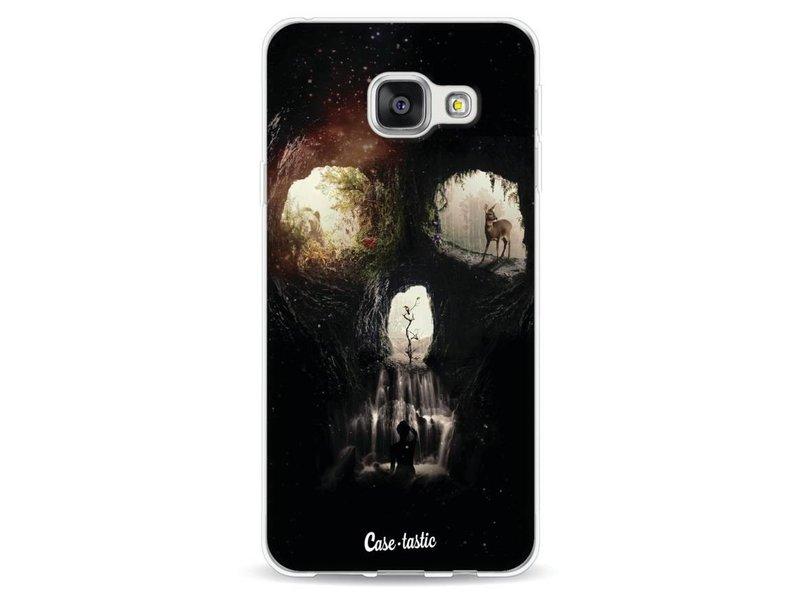Casetastic Softcover Samsung Galaxy A3 (2016) - Cave Skull